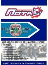 Concurso da Polícia Federal - Curso Preparatório