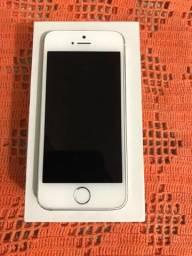IPhone 5s 16g na caixa só venda !!!!