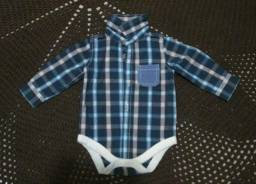 23 peças de roupa para bebê