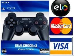 Controle PS3 novo (entrego) 89,90 frete gratis