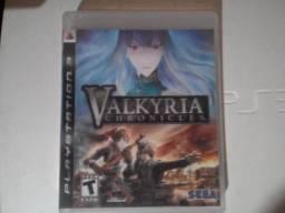 Valkyria Chronicles PS3 Semi Novo