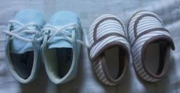 Vendo esses sapatinhos semi novos