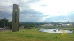 Terreno em condomínio no Condomínio Alphaville Imbuias - Bairro Fazenda Gleba Palhano em L