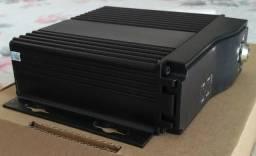 DVR Automotivo para 4 cameras