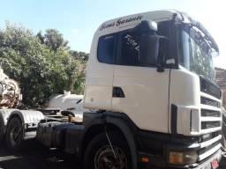 Scania 124 360 ano 2002 Trucada - 2002