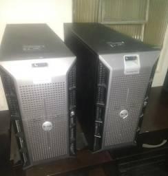 Servidores Dell power edge 2900