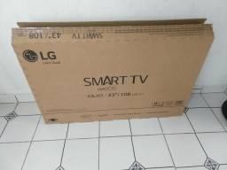 "Smart Tv Led 43"" LG Web'Os Wi-fi NOTA FISCAL E GARANTIA ENTREGO"