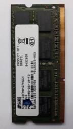 Memoria Ram de Notbook 4GB DDr3