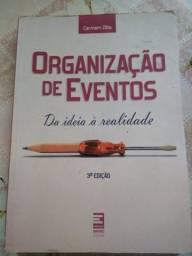Livro. Organização de Eventos
