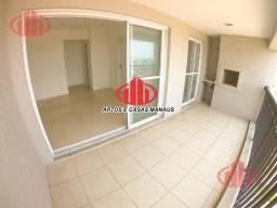 Apartamento na Ponta Negra Liverpool 113M² 03 Qtos Entrada Parcelada No Cartão