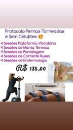 Pacotes de Tratamentos Corporais e Faciais