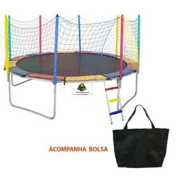 Compre aqui sua cama elastica 3,05m Canguri