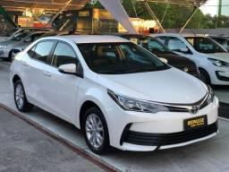 Corolla Automático - 2018 - Único dono , revisado . Pneus novos . Aceito troca, financio - 2018