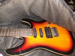 Guitarra Tagima Mg 230 Com Capa