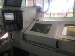 Torno Cnc Romi - Centur 30D - Siemens 802 - Ano 2009