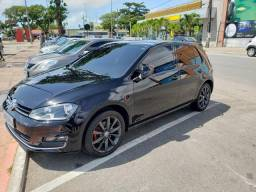 Golf tsi 1.4 turbo Highline 15/15 hiper novo - 2015