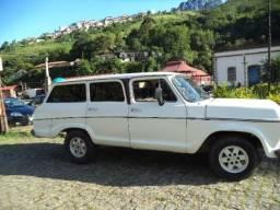 Gm - Chevrolet Veraneio - 1986