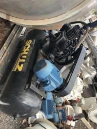 Compressor de ar Schulz 60 pés/min
