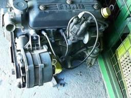 Ford Escort Motor CHT com carburador