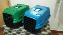 Caixa de transporte para cães, gatos, coelhos.