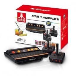 Console Atari Flashback 8 Classic Game com Atari