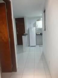 Apartamento mobiliado p/ S. João