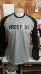 Camisa de free fire