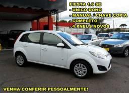 Ford Fiesta 1.6 Se Comp. (n Gol Palio Celta Corsa Uno) - 2014