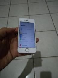 Iphone 5S com bateria viciada