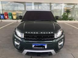 Land Rover ranger Rover evoque dynamic - 2012