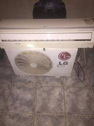 Vendo ar condicionado 12 Mil Btus R$600