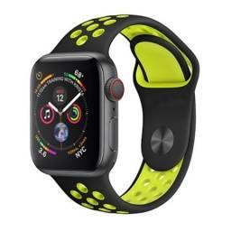 Iwo 8 smartwatch 44mm + pulseira de brinde