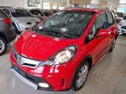 Honda Fit Twist 1.5 * Automático * 4 pneus novos - 2014