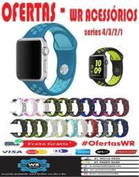 Pulseiras para Apple watch - entrega grátis+brinde