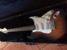 Kit Guitarra blindada Case Pedaleira Zoom G3x, usado comprar usado  Rio Piracicaba