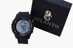 Relogios Atlantis originais à prova d'água