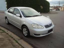 Corolla XLi 1.6 Mecânico Completo Ótimo Estado Financio em até 48 x - 2007