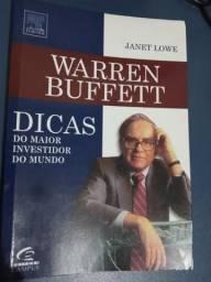 Livro Warren buffett Dicas do maior investidor do mundo