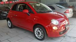 Fiat 500 Cult Completo Impecável