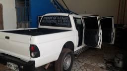 Mmc 11/12 l200 gl 2.5 turbo diesel 4x4 - 2011