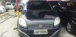 Fiat linea essence 1.8 novissimo com gnv