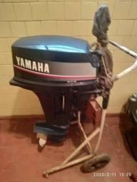 Motor Barco Yamaha modelo 15 DS - 1991