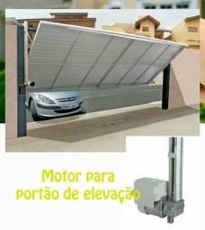 Motor pra portões de elevação basculantes