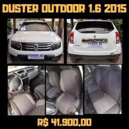 Duster outdoor 1.6 - 2015