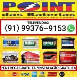 ?Mega Promoção - A Bateria Certa Para Seu Carro Entrega e Instalação Grátis
