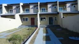 CA0114 - Casa com 3 dormitórios à venda, 90 m² por R$ 240 - Urucunema - Eusébio/CE