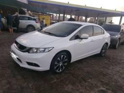 Honda civic exr 2.0 2016 branco
