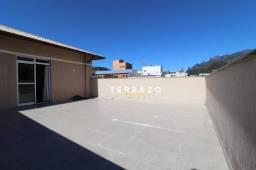 Cobertura à venda, 102 m² por R$ 690.000,00 - Agriões - Teresópolis/RJ