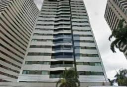 Apartamento com 4 dormitórios à venda, 152 m² por R$ 950.000,00 - Ilha do Retiro - Recife/