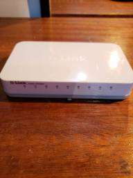 Switch Gigabit DGS-1008A